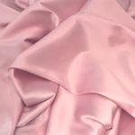 Pink Stretch Satin fabric